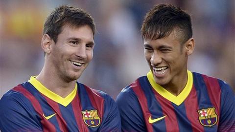 Neymar mo ty so tran dau hinh anh