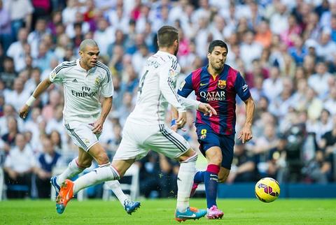Suarez lay lai phong do ngay o tran dau truoc Real hinh anh