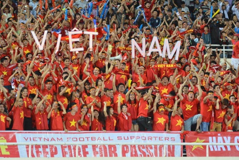 Video bong da AFF Cup 2014: Viet Nam - Philippines hinh anh