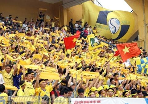 Highlights: Dong Tam Long An 1-1 Song Lam Nghe An hinh anh