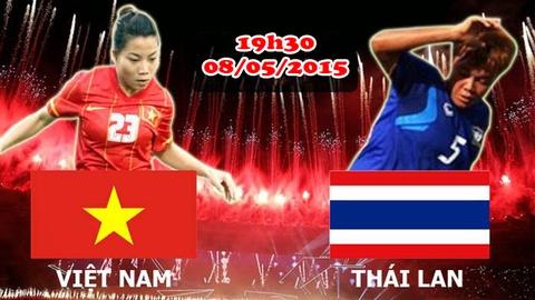 Video tran dau: Viet Nam - Thai Lan hinh anh