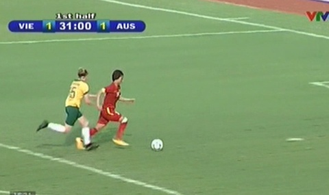aff cup nu 2015 hinh anh