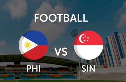 Video truc tiep: U23 Philippines - U23 Singapore hinh anh