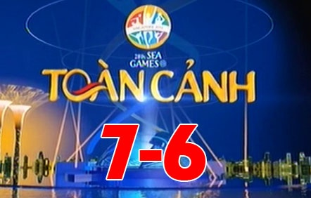 Toan canh SEA Games ngay 7/6 hinh anh