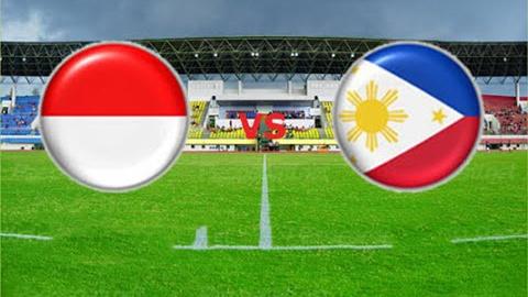 Tong hop tran dau: U23 Indonesia 2-0 U23 Philippines hinh anh