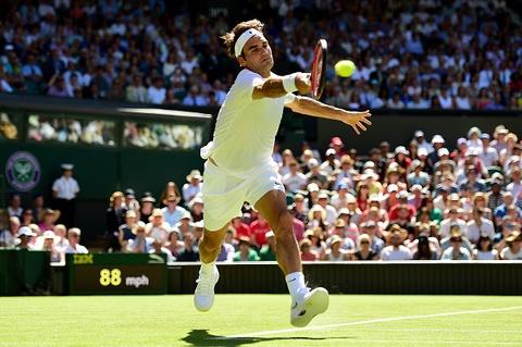 Damir Dzumhur 0-3 Roger Federer hinh anh