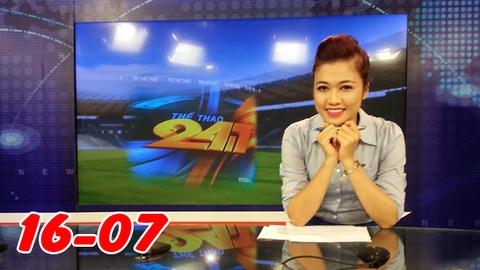 Tin the thao 24/7: 'Tieu Anh Vien' vuot kho de toa sang hinh anh