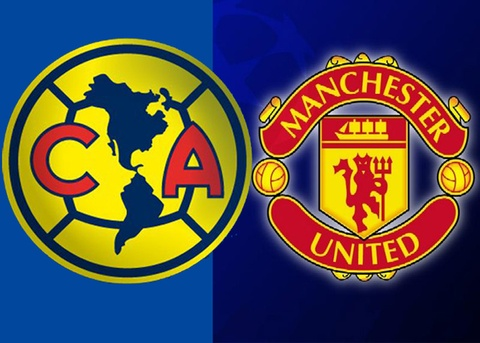Video bong da: America – Manchester Utd hinh anh
