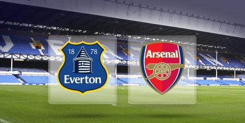 Video tran dau: Everton – Arsenal hinh anh