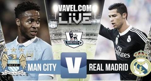 Video tran dau: Real Madrid - Manchester City hinh anh
