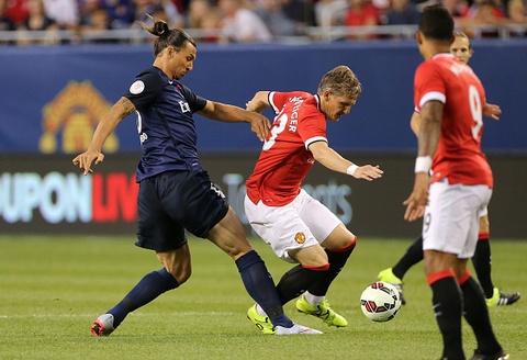 Tong hop tran dau: Manchester United 0-2 PSG hinh anh