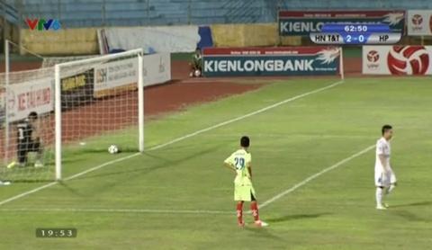 Tong hop ban thang: Ha Noi T&T 5-0 Hai Phong hinh anh