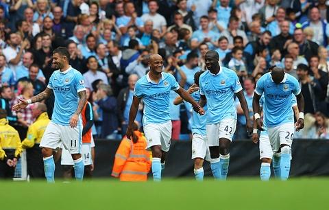 Tong hop tran dau: Manchester City 3-0 Chelsea hinh anh