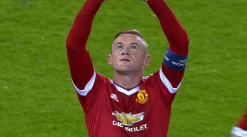 Rooney lap cong sau duong chuyen cua Depay hinh anh