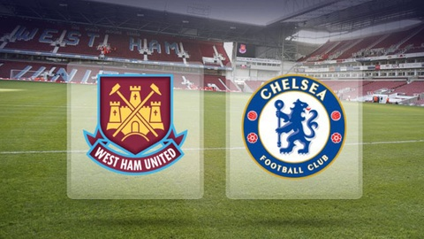 Video truc tiep bong da: West Ham Vs Chelsea hinh anh