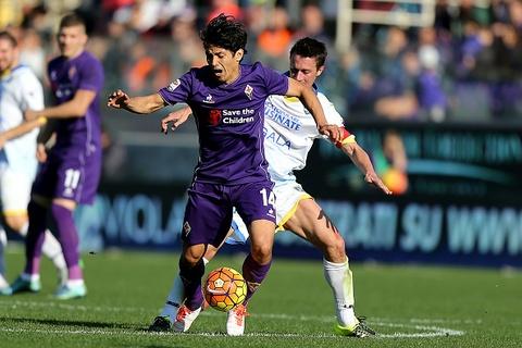 Tong hop ban thang: Fiorentina 4-1 Frosinone hinh anh