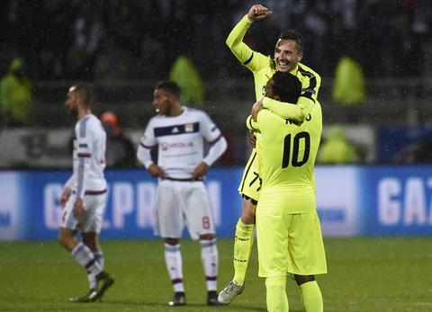 Tong hop ban thang: Lyon 1-2 Gent hinh anh