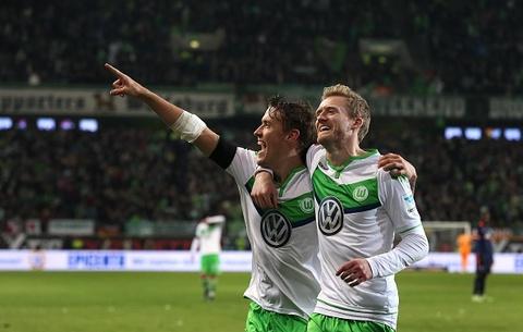Tong hop tran dau: CSKA Moscow 0-2 Wolfsburg hinh anh