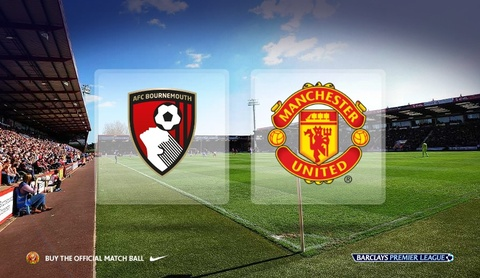 Truc tiep bong da: AFC Bournemouth vs Manchester United hinh anh