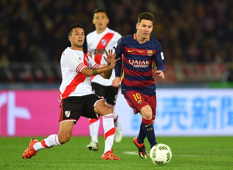 Tong hop tran dau: Barcelona 3-0 River Plate hinh anh