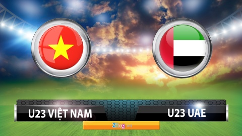 Video truc tiep bong da: U23 Viet Nam vs U23 UAE hinh anh