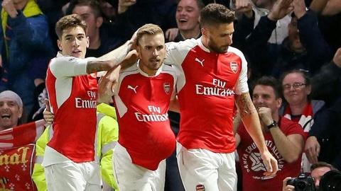 Video truc tiep bong da: Arsenal – Watford hinh anh