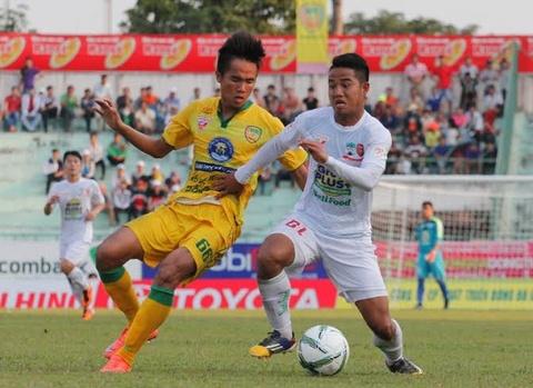 Tong hop tran dau: Dong Thap 2-1 Hoang Anh Gia Lai hinh anh