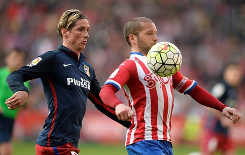 Highlights Sporting Gijon 2-1 Atletico Madrid hinh anh