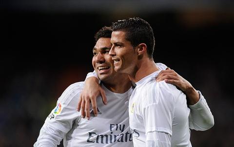 Highlights Real Madrid 4-0 Sevilla hinh anh