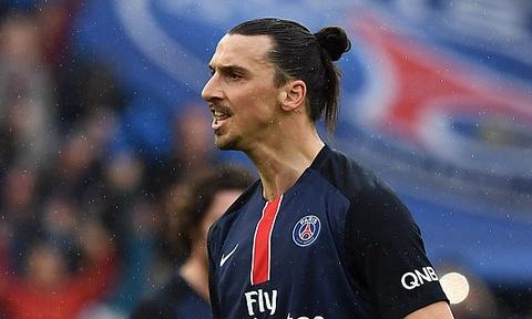 Ibrahimovic lap hat-trick giup PSG thang dam OGC Nice hinh anh