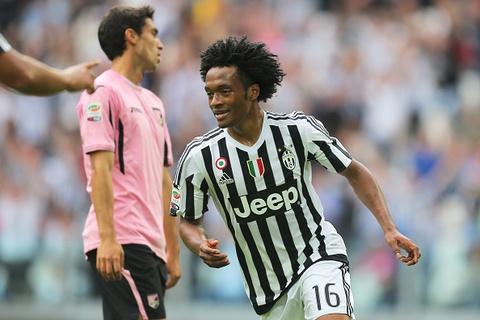 Highlights Juventus 4-0 Palermo hinh anh