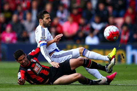 Highlights AFC Bournemouth 1-4 Chelsea hinh anh