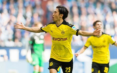 Highlights Stuttgart 0-3 Dortmund hinh anh