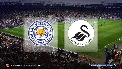 leicester city vs swansea hinh anh