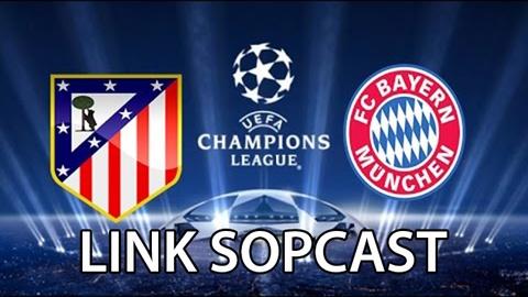 Video truc tiep tran Atletico Madrid vs Bayern Munich hinh anh