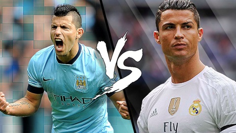 manchester city vs real madrid hinh anh