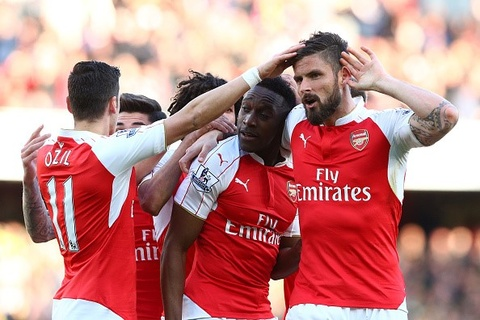 Highlights Arsenal 1-0 Norwich City hinh anh