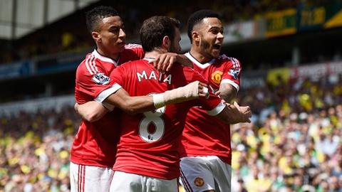 Highlights Norwich 0-1 Manchester United hinh anh