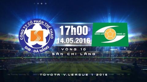 Video SHB Da Nang hoa Song Lam Nghe An 1-1 hinh anh