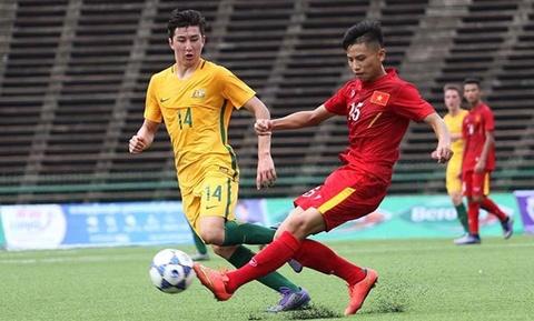 Highlights: U16 Viet Nam 3-0 U16 Australia hinh anh