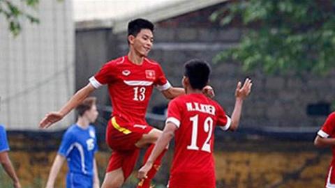 5 ban thang dep cua U16 Viet Nam o giai U16 Dong Nam A hinh anh
