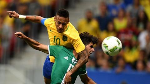 Highlights U23 Brazil 0-0 U23 Iraq hinh anh