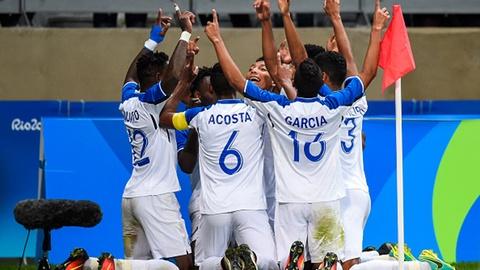 Highlights U23 Han Quoc 0-1 U23 Honduras hinh anh