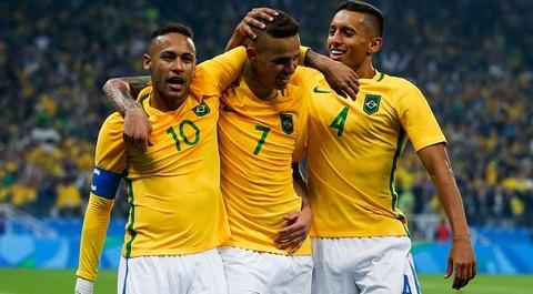 Ban thang o giay thu 14 cua Neymar hinh anh