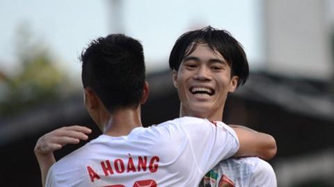 Highlights Dong Tam Long An 1-3 Hoang Anh Gia Lai hinh anh
