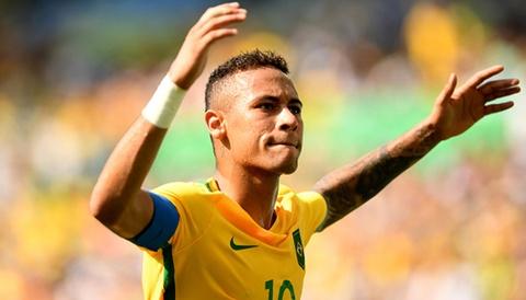 Highlights U23 Brazil 6-0 Honduras hinh anh