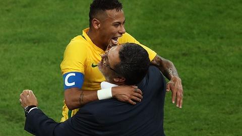 Highlights U23 Brazil 1-1 U23 Duc (pen 5-4) hinh anh