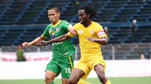 Highlights Can Tho 3-2 Hai Phong hinh anh