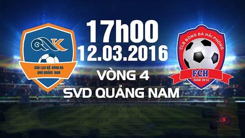 Highlights Hai Phong 2-1 Quang Nam hinh anh