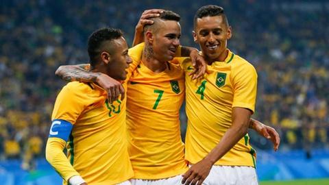 Video truc tiep bong da: Brazil vs Colombia hinh anh